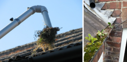 Gutter Cleaning With Specialist Equipment