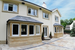 Full house windows and doors installation by SLW