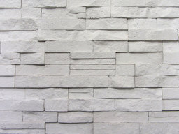 Decorative White Stone Feature Wall Tile
