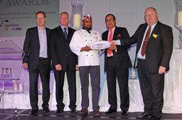 Awards joy for Hoddesdon restaurant Tandoori Night