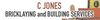 C Jones Bricklaying And Building Services