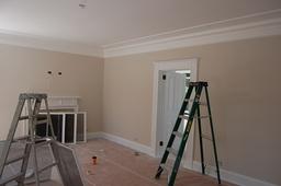 Interior Bedroom Painting