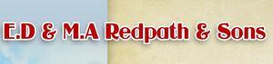 ED & MA Redpath & Sons logo
