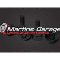 Martin's Garage Locking Wheel Nut Removal Specialist