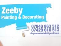 Zeeby Painting Decorating Shrewsbury