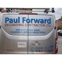 Paul Forward Decorating Contractor Ltd