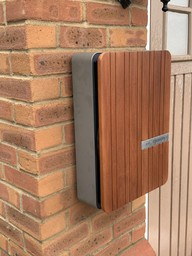 Electric vehicle Charge point Kettering