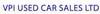 VPI Used Car Sales Ltd