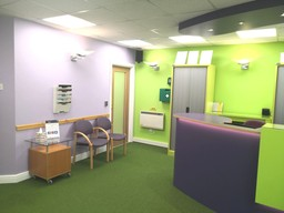 Seating in reception