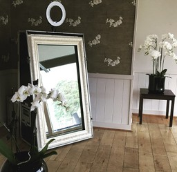 Our Large Magic Mirror